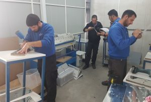 Electric fly trap factory EU Cyprus Greek